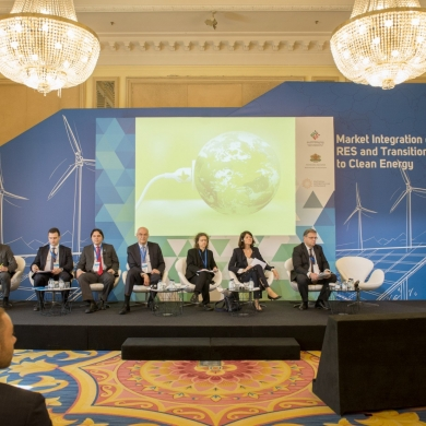 Market Integration of RES and Transition to Clean Energy