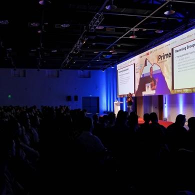 jPrime Conference - Keep pushing forward