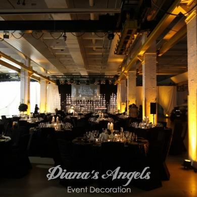 Regieplan Leithart Management Meeting - cocktail & gala dinner