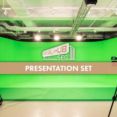 Presentation set